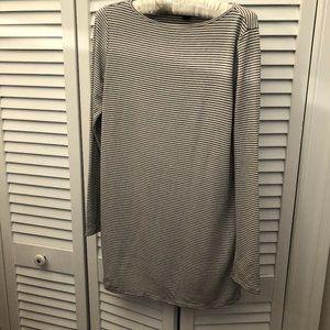 J Jill Wearever Collection Striped Tunic, horizont